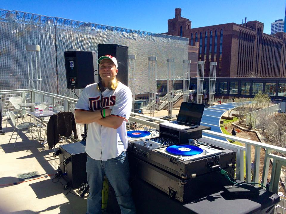 DJ Mad Mardigan at Target Field Balcony.jpg