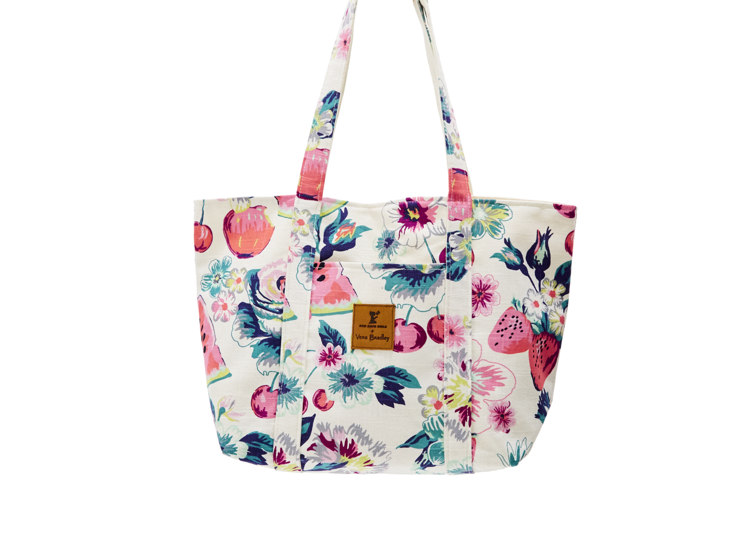 New Hope Girls x Vera Bradley 2020 Collection Tote