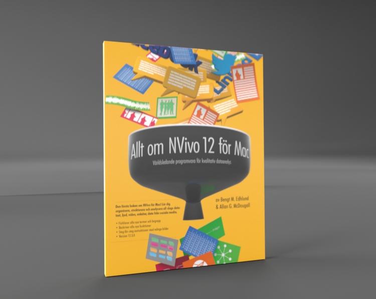 Ny bok om NVivo 12 för Mac