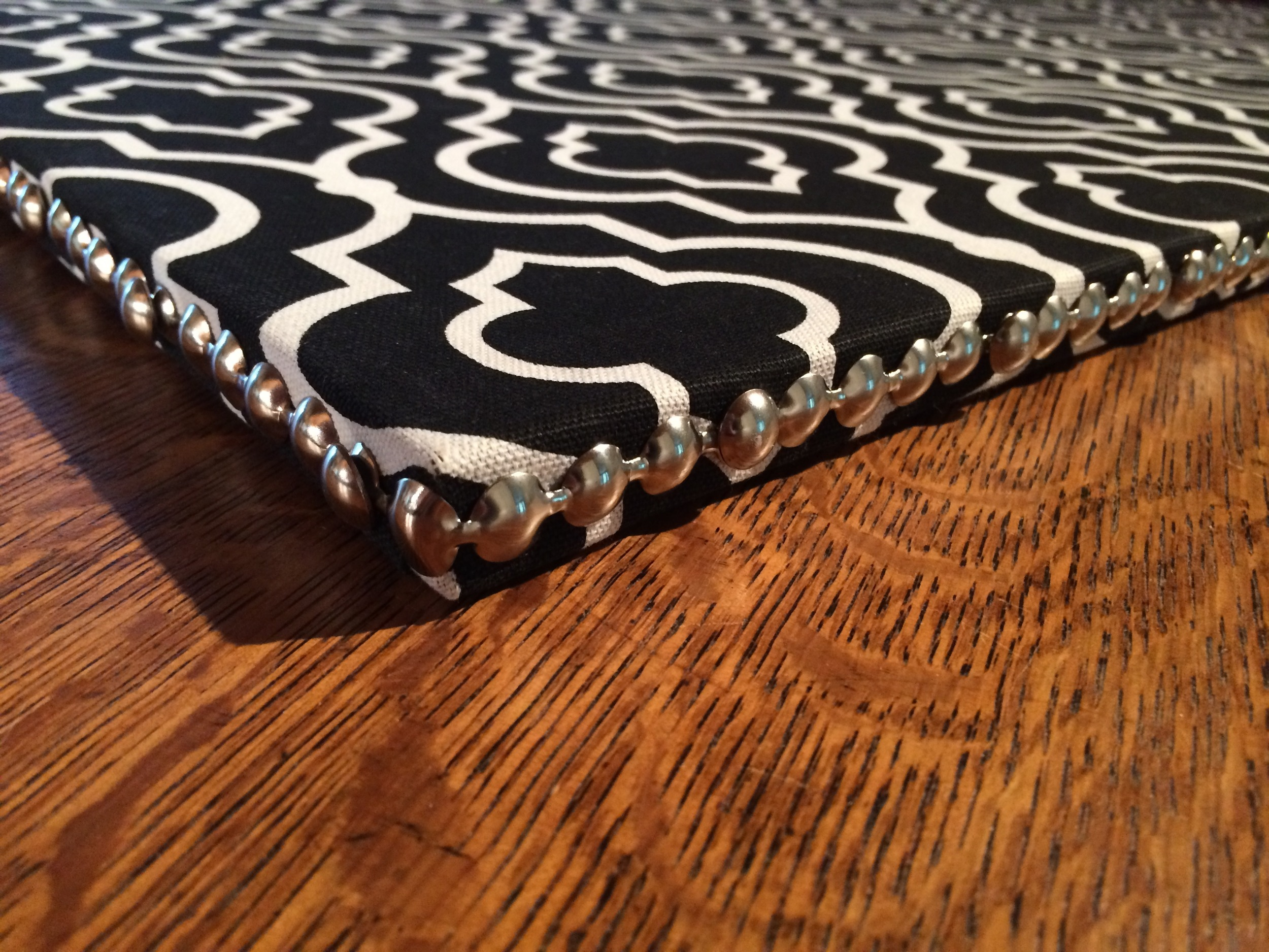 Nailhead bling!