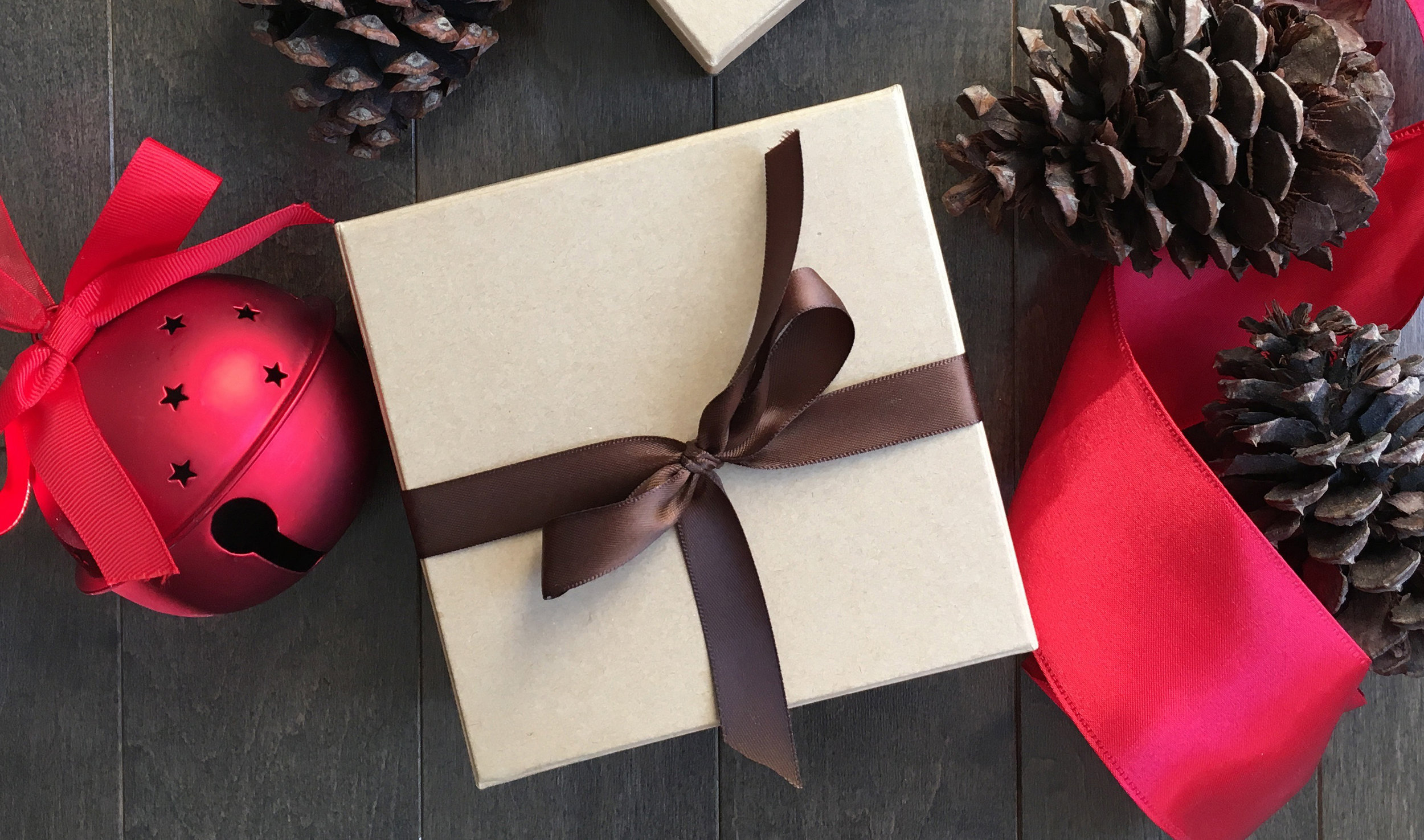 Christmas Portrait Gift Certificate Boxes