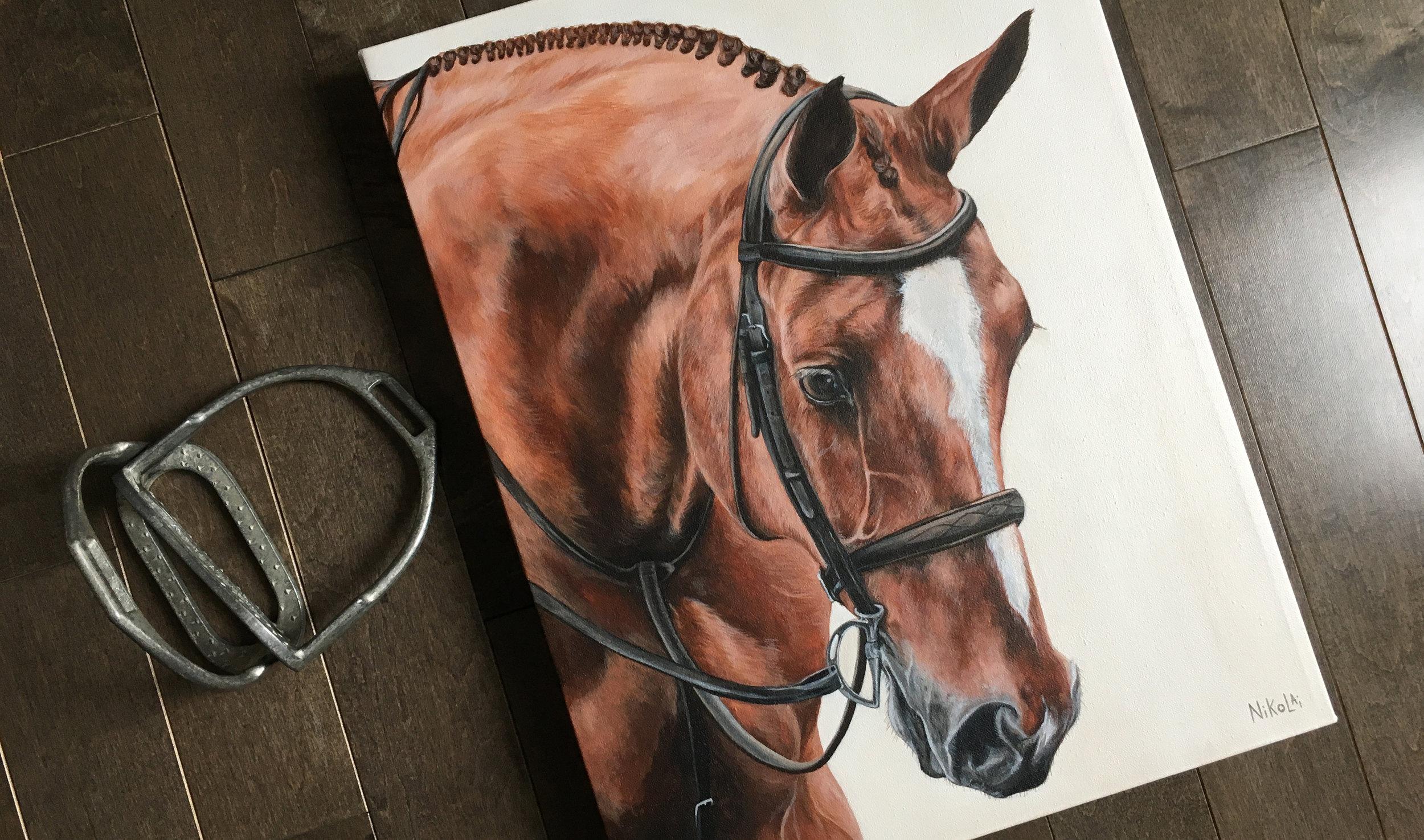 Tate (Show Horse)