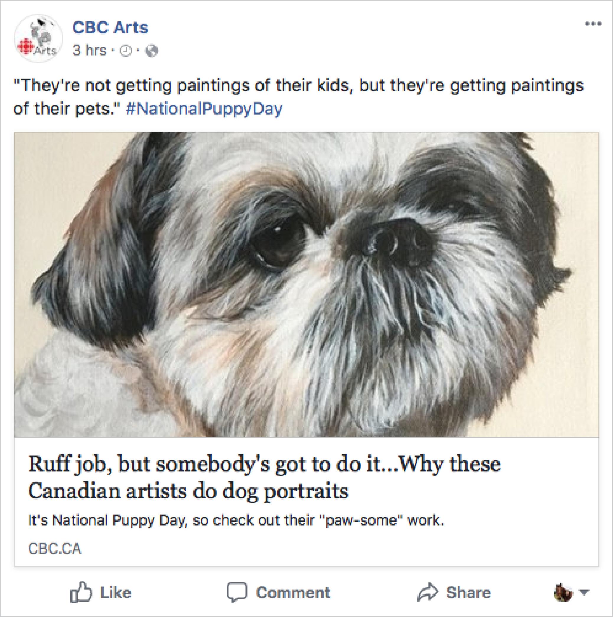 CBC Arts  | March 23, 2018