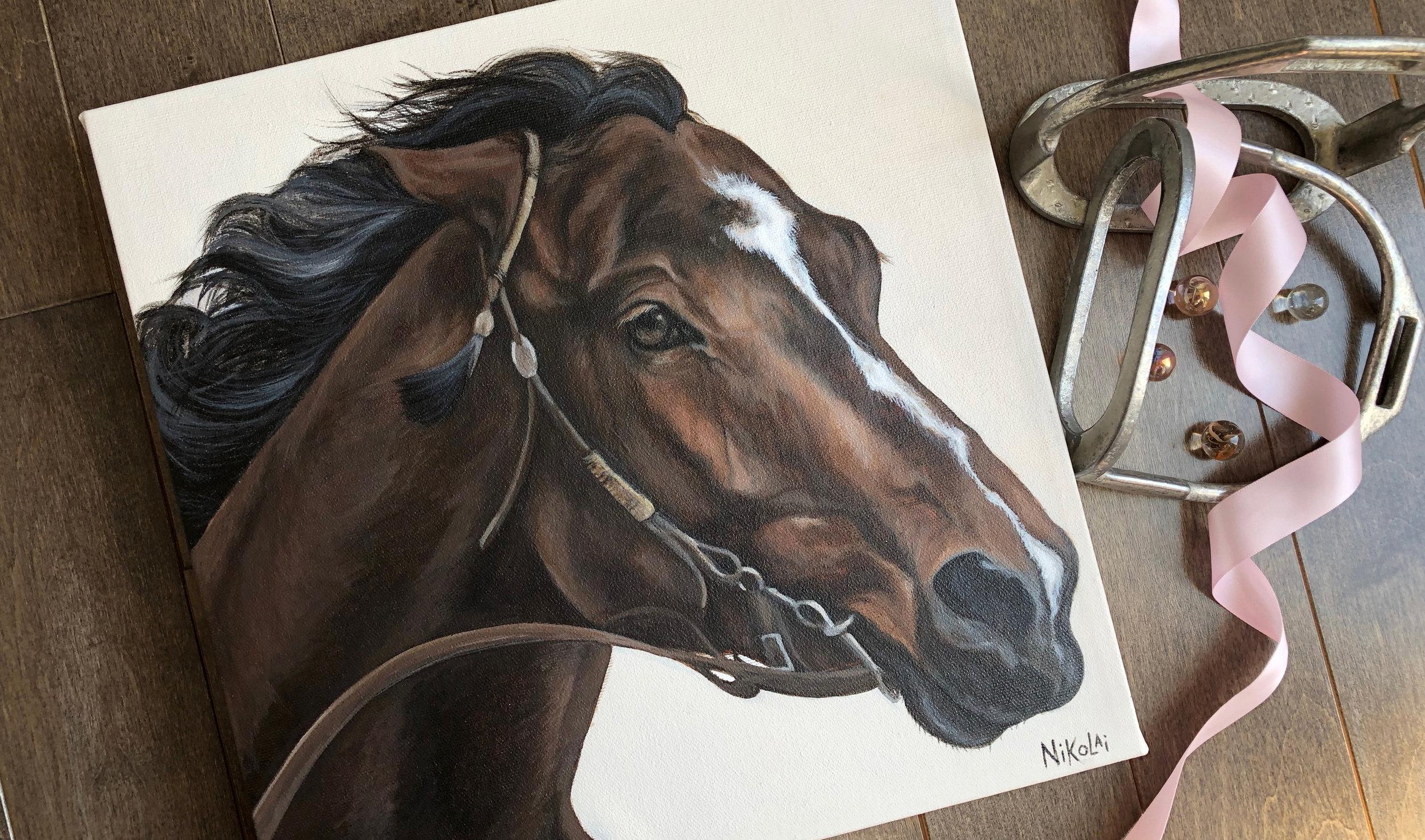 Surge (Quarter Horse)