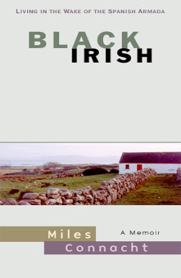 Covers for Imaginary Books: Black Irish.