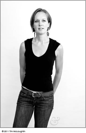 Serena Eades. Musician. Taken September 19, 2011