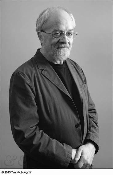 Stephen Osborne, publisher, writer, photographer. Taken February 21, 2013