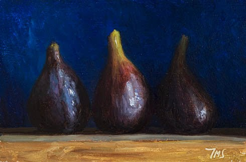 Three figs - Julian Merrow-Smith