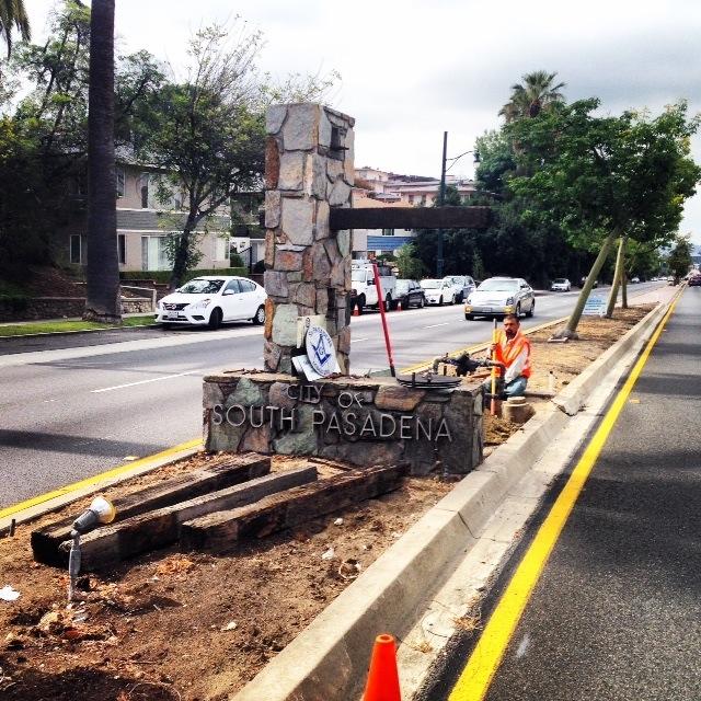 Fair Oaks City Entrance Upgrade