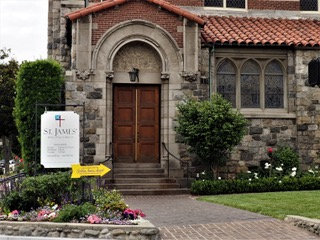 St. James' Episcopal Church, 1325 Monterey Road