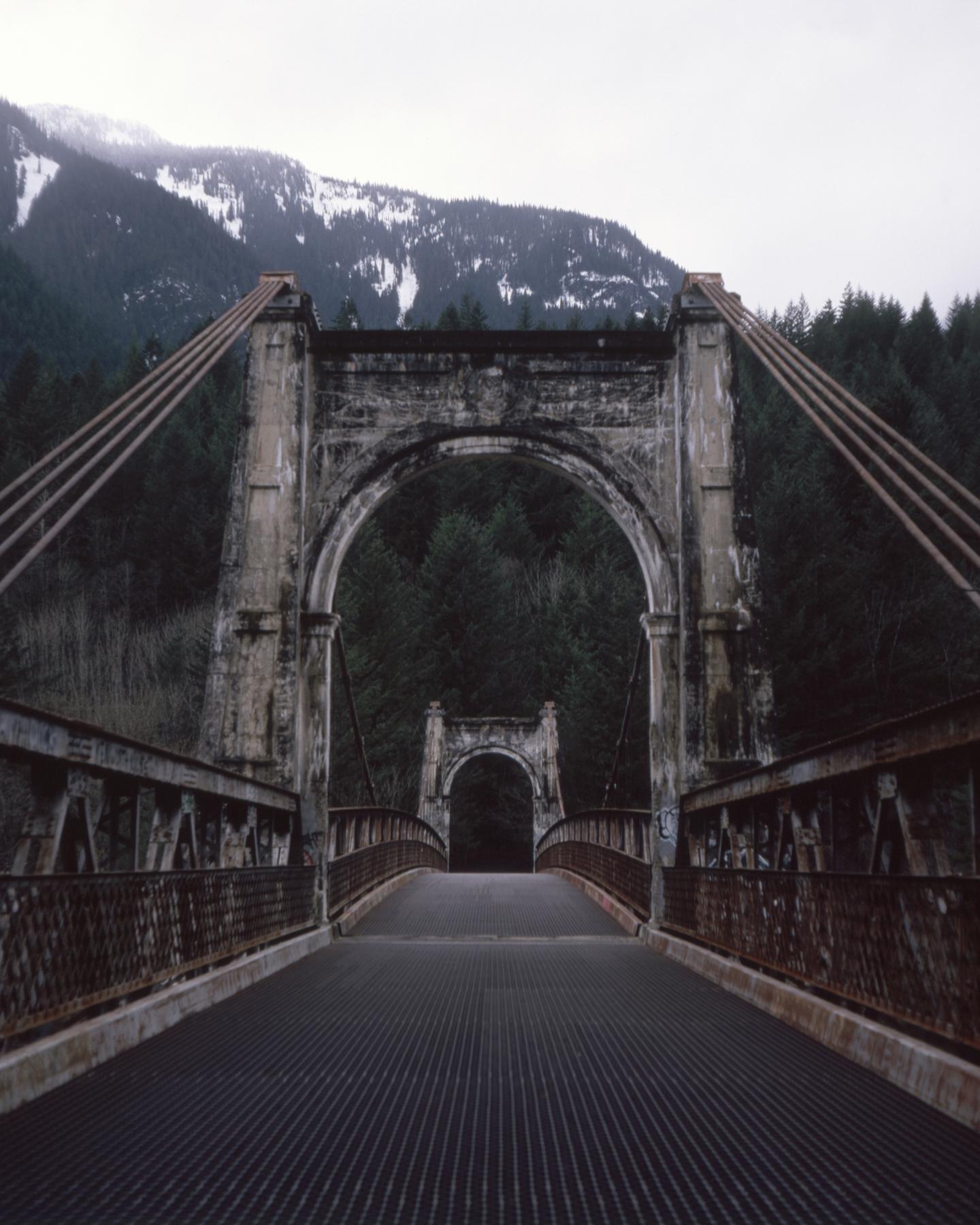 Mountain Gate