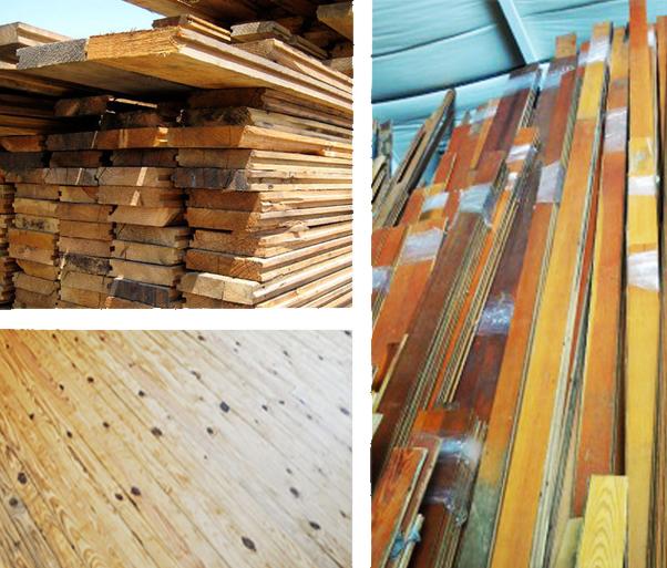 Doug Fir Flooring and Decking