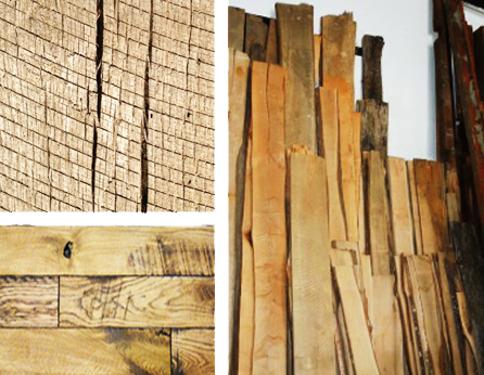Rough Sawn Lumber
