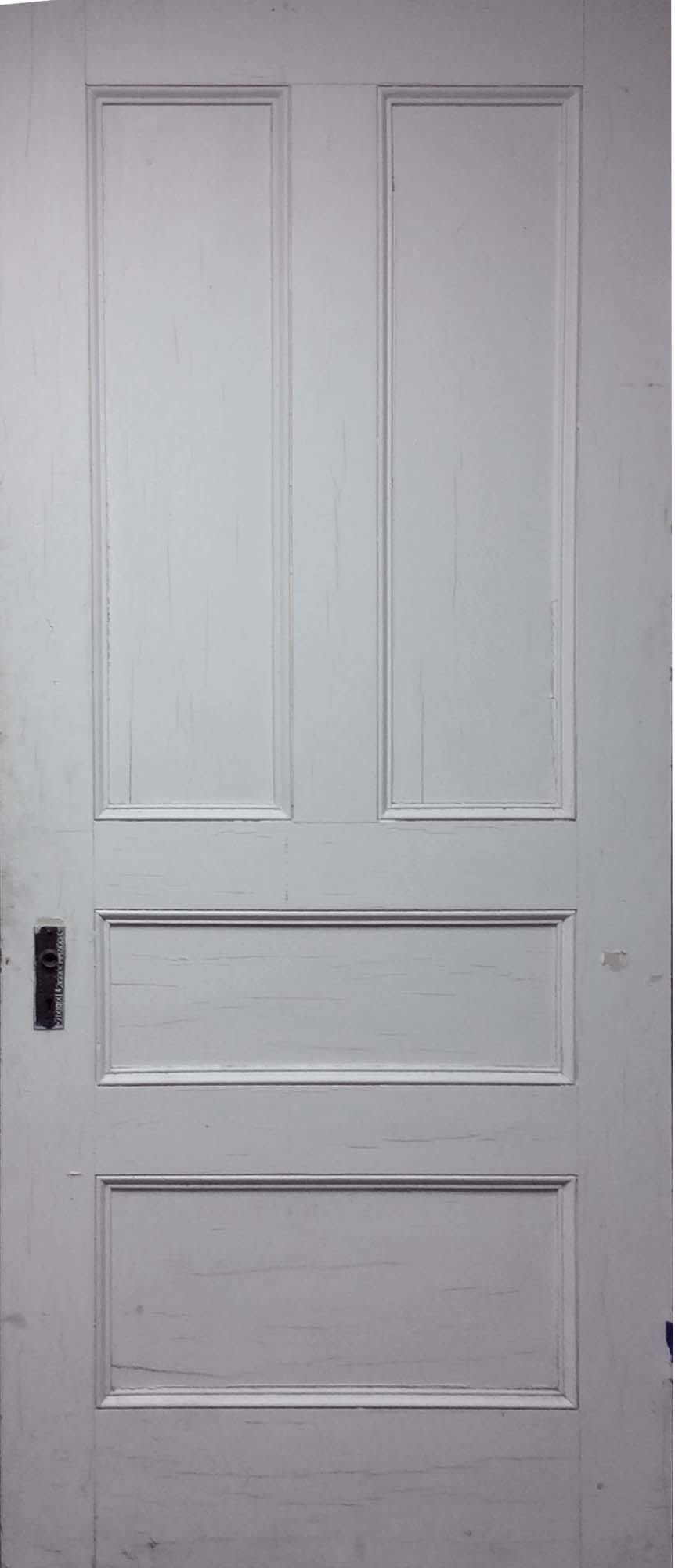 Early 4-Panel Doors