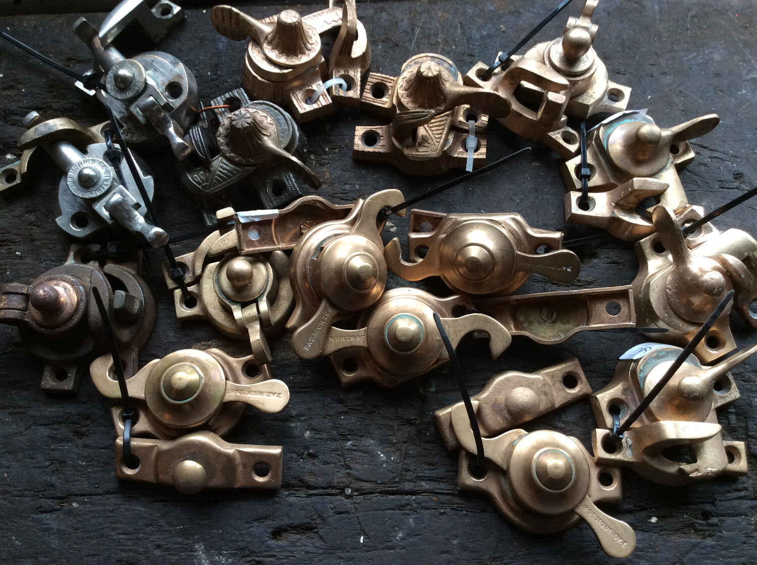 Antique & Vintage Sash Locks