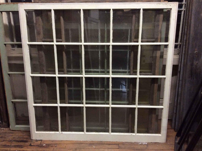 20-Pane Window