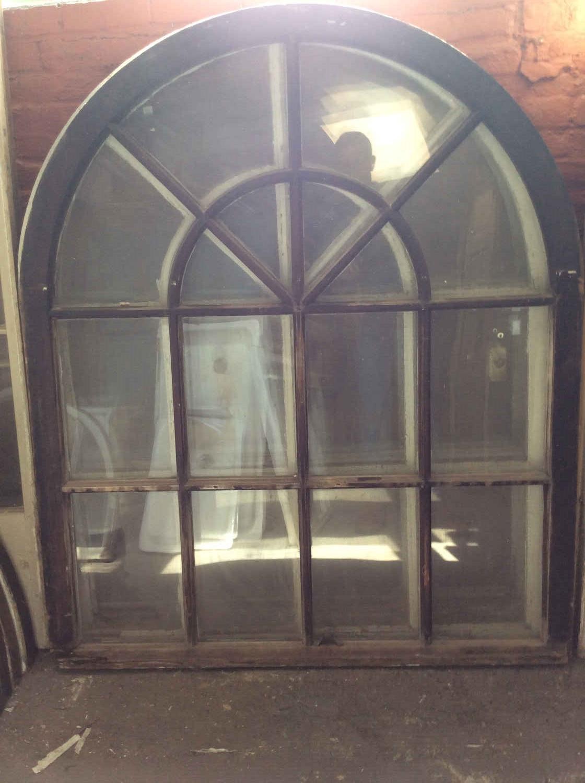 Palladium Style Arched Windows