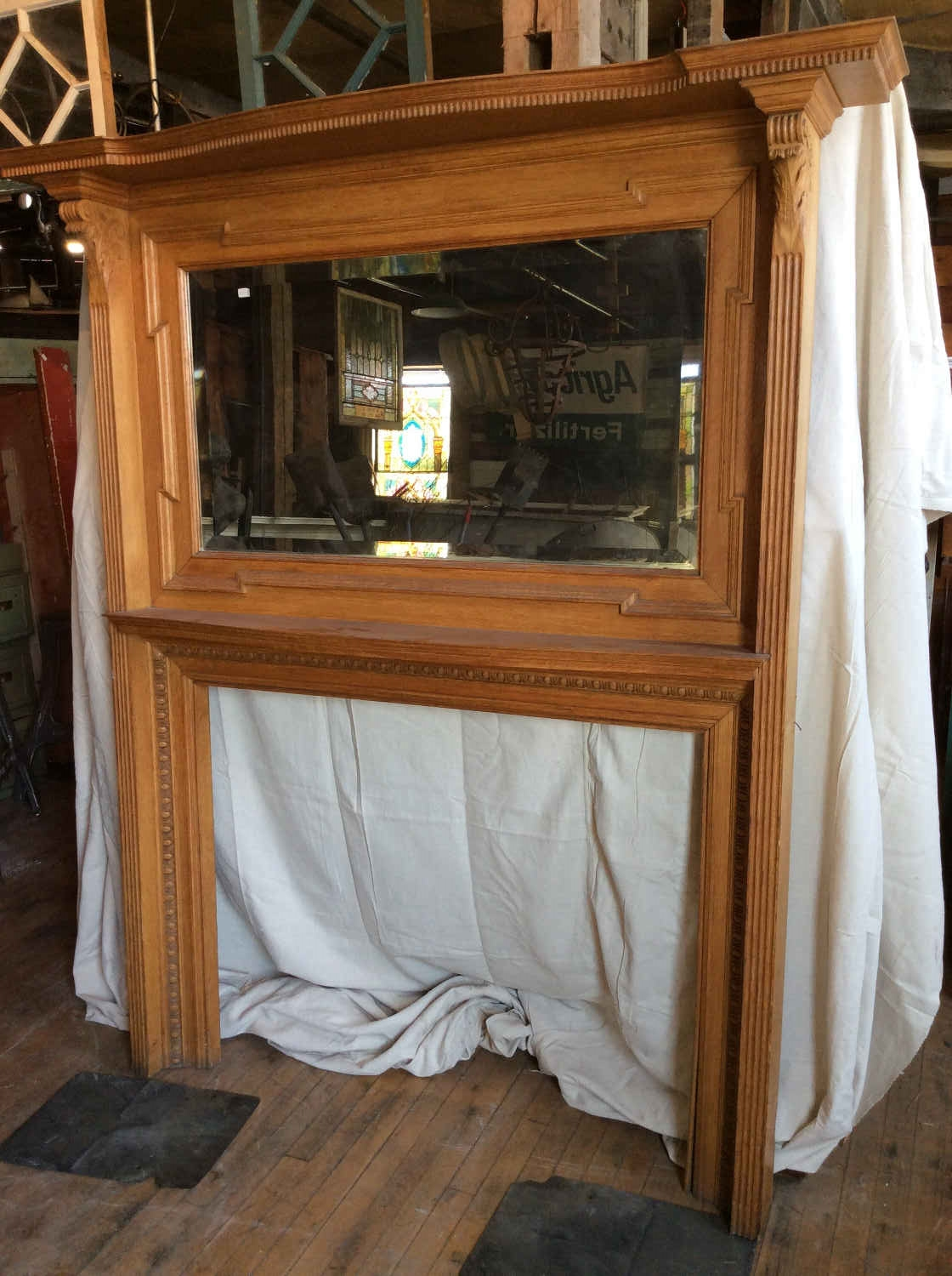 All Fireplace Portland Architectural Salvage