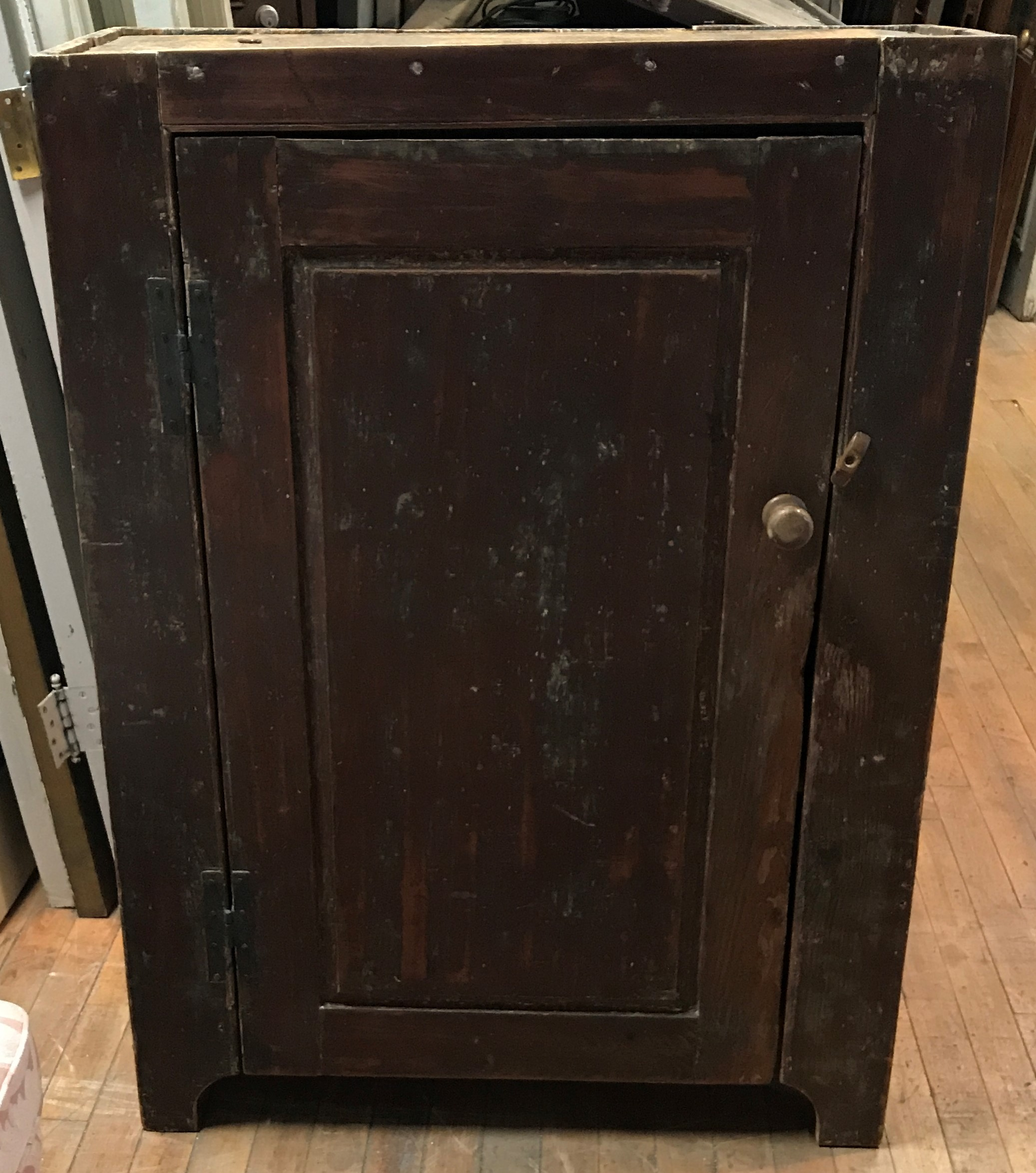 Early Pine Cabinet