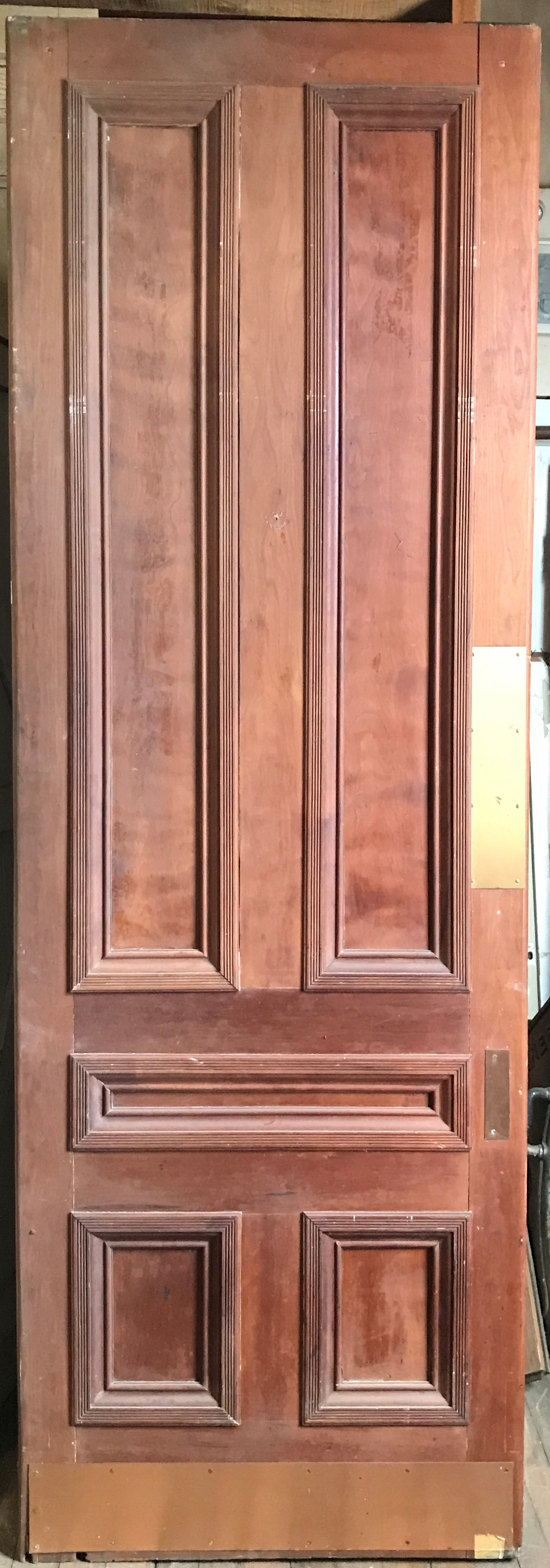 Oversized 5 Panel Interior Door