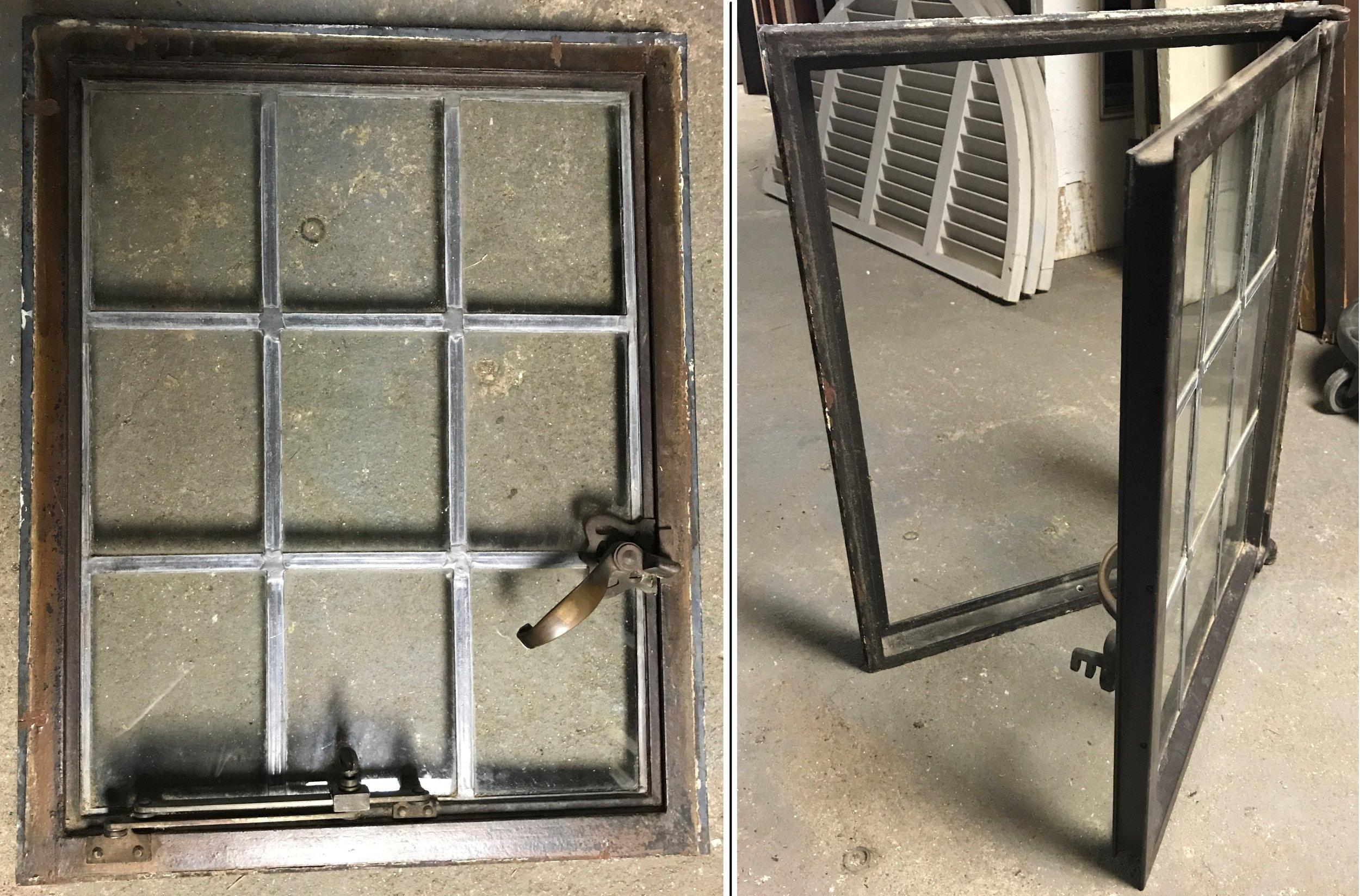 Steel Casement Windows