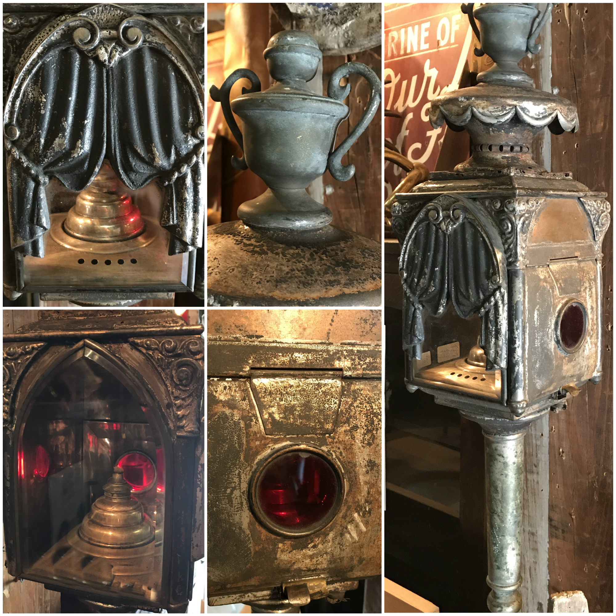 James Cunningham & Sons Carriage lantern