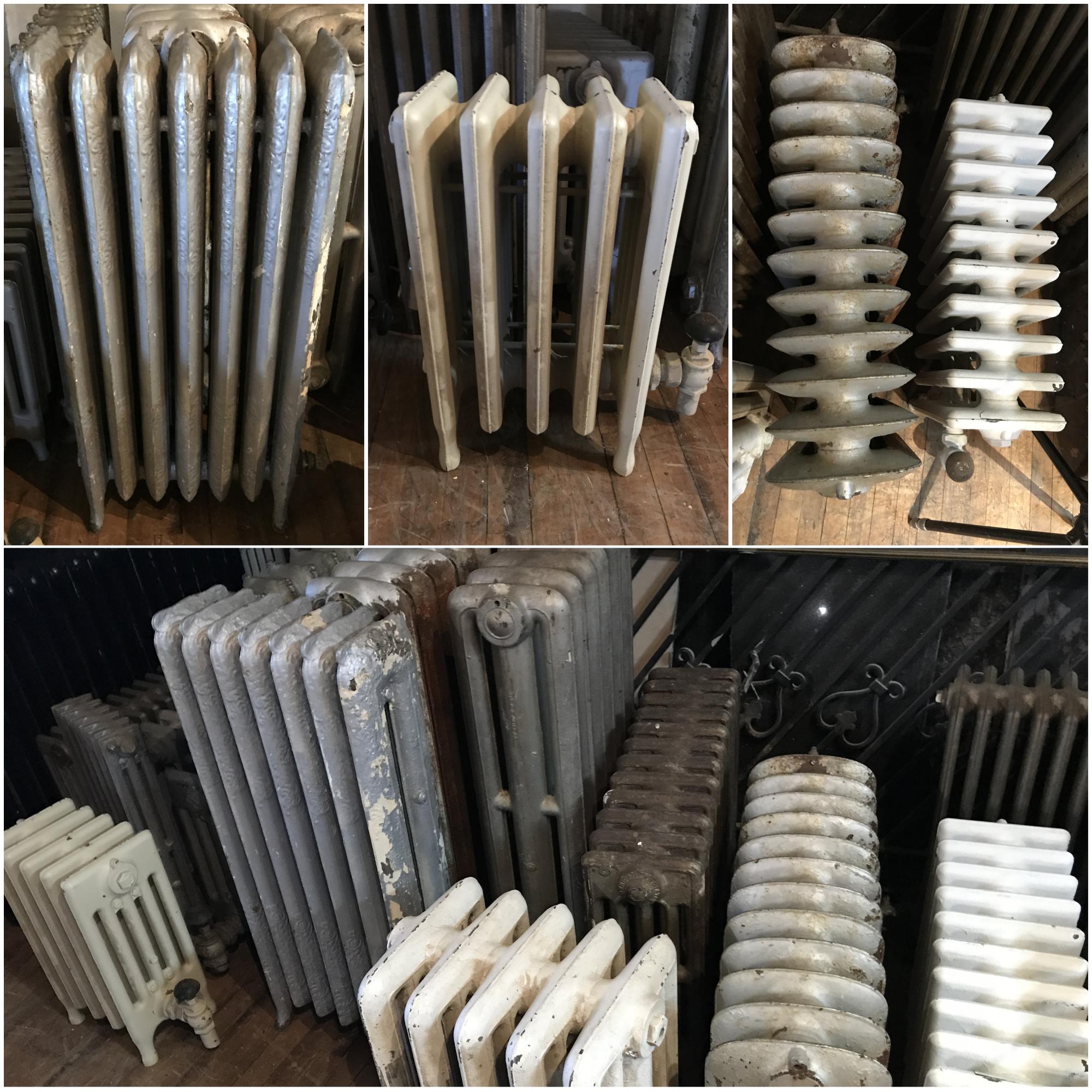 Steam and Hot Water Radiators