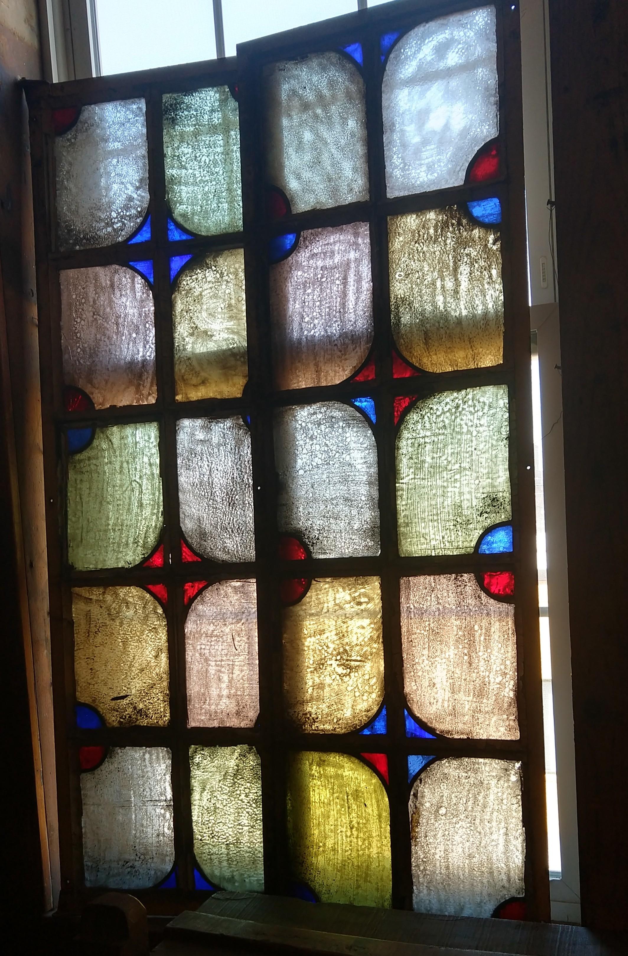 Steel Casement Church windows