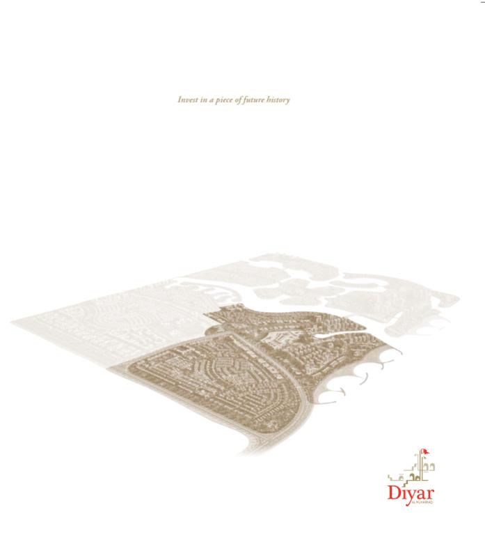 Diyar sales brochure