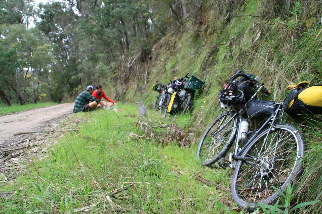 big river road yarra ranges bikepacking