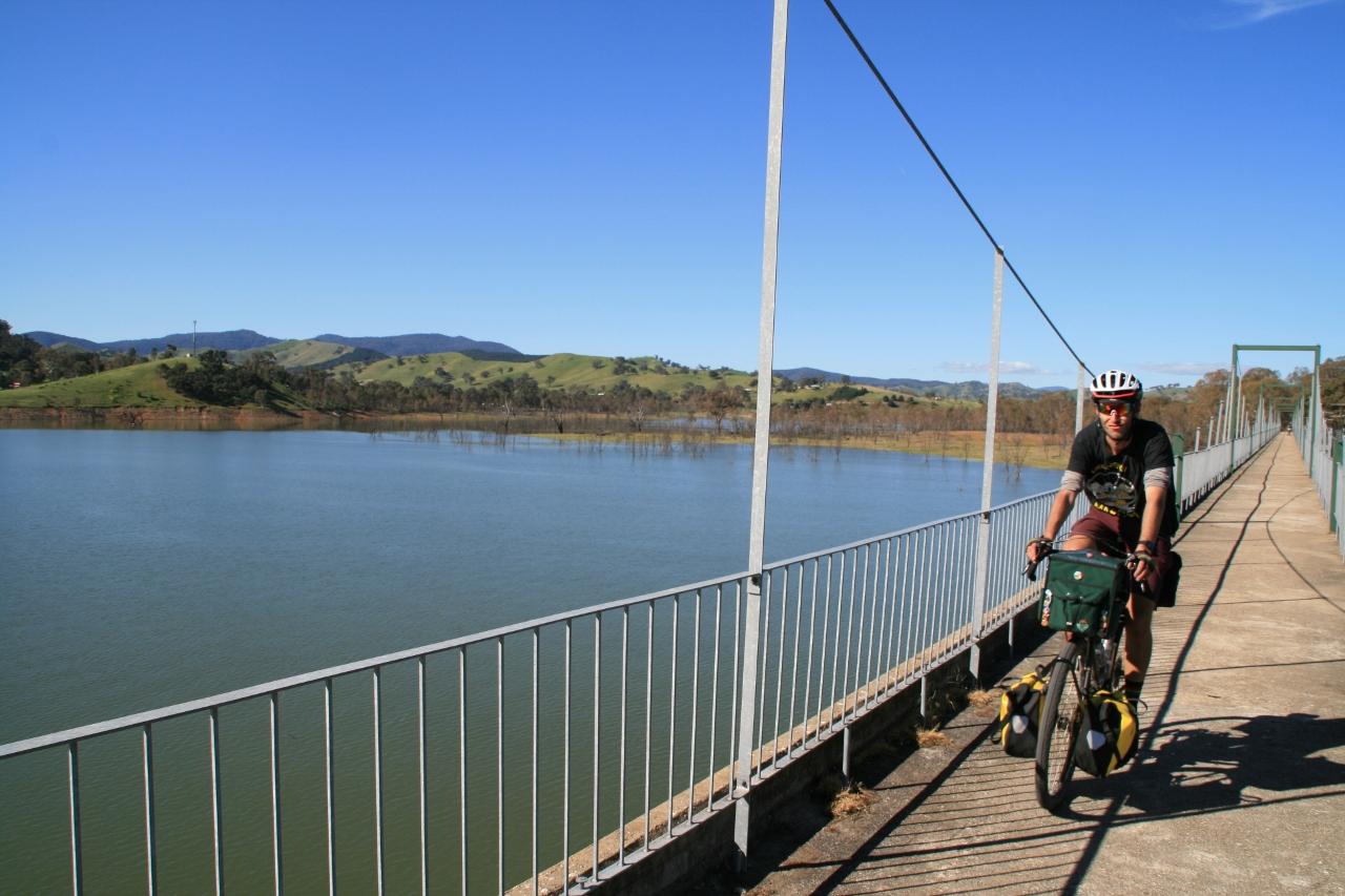 great victorian rail trail bikepacking