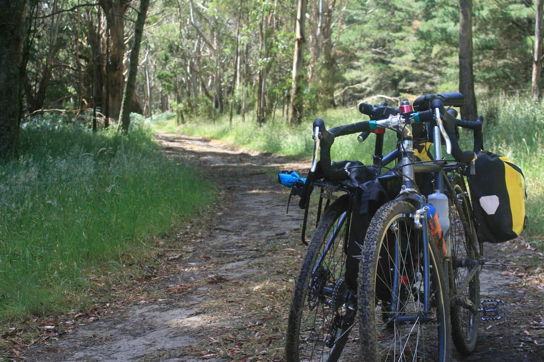 otway ranges bikepacking