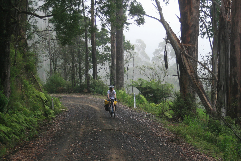 grand ridge road bike touring