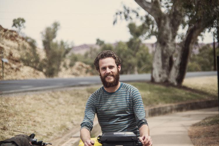 Photo by dan marsh:bayoufilm.com.au