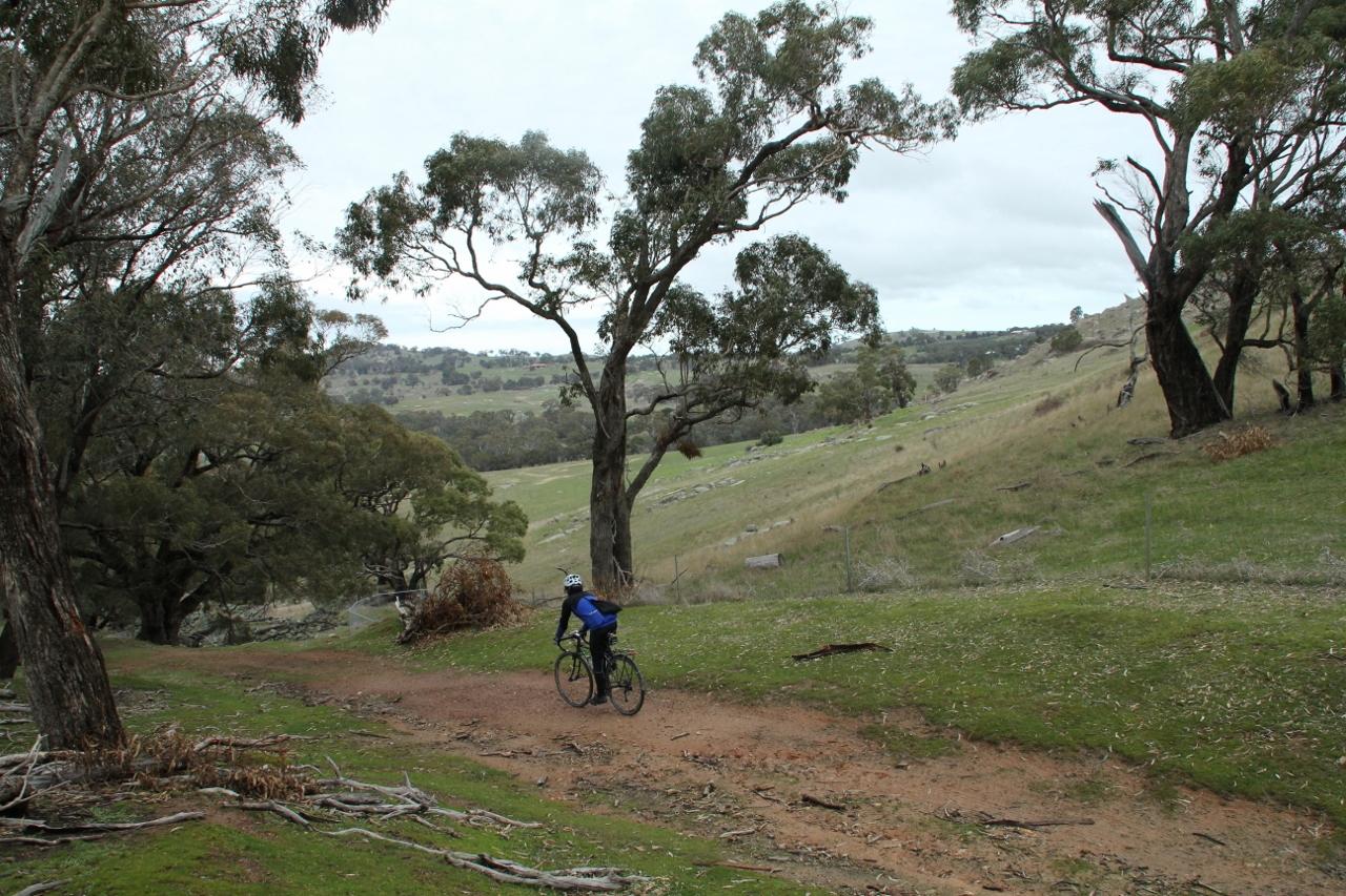 goldfields track cyclocross bike