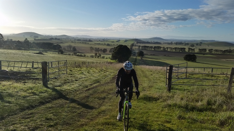 Learmonth cycling