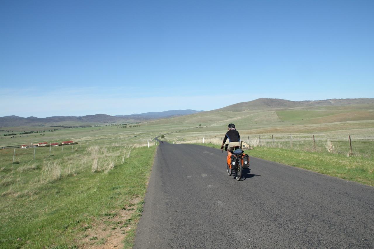 monaro highlands adaminaby cycling