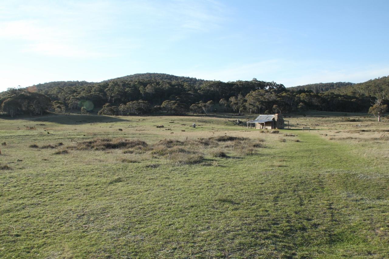brayshaw's homestead namadgi national park