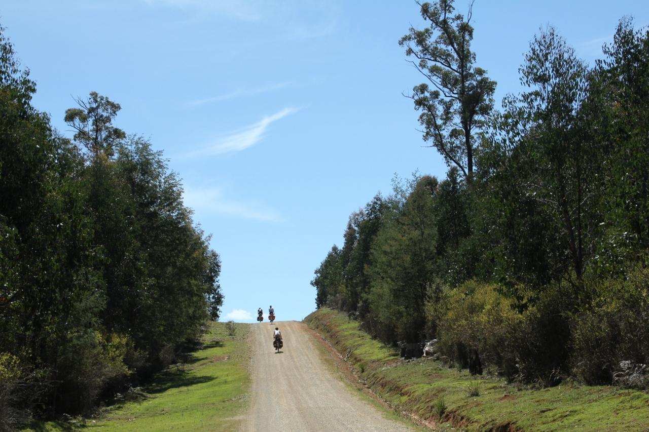 marysville gravel cycling