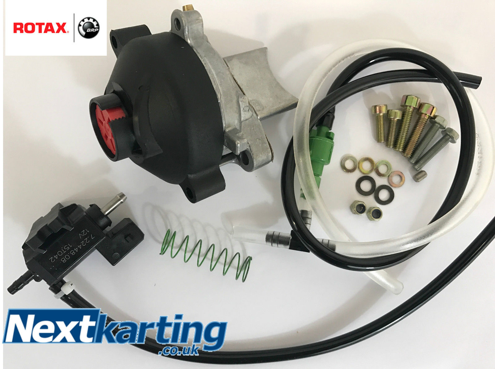 NextKarting Rotax Max Evo Karting Complete Ignition Coil Brand New With Mount