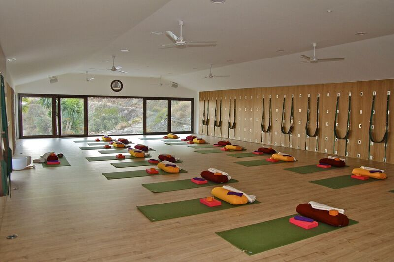 Top-Class Yoga Studio