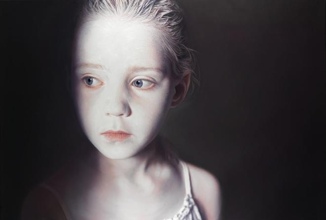 "Gottfried Helnwein, ""The Murmur of the Innocents 1, 2009"