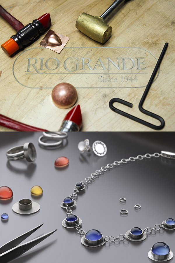 Jewelers tools and jewelry findings