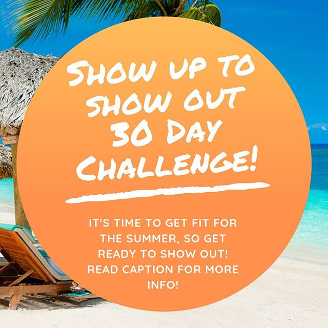 The🔥Show Up to Show Out🔥 4-Week attendance challenge officially starts tomorrow! 🏖Beach season is coming! This challenge is our way to help you get right and tight for this warm weather 😎, have fun, and win a prize!  By showing up to class and doing your best everyday, you will earn raffle tickets to put into our challenge jar. Each studio will have its own jar. At the end of the 4 weeks, we will draw a name from each jar to determine the grand prize winner! That means the more classes you attend, the higher your chances of winning the grand prize! Prizes will be announced shortly.  Here's everything you need to know: * 🗓Duration: April 15th - May 11. * Opportunities to win tickets everyday! Completing WEEKLY CHALLENGES, attending MORNING classes, and BRINGING FRIENDS 👫 to class will earn you even more tickets! * Win-Win: the more you come, the better results you get AND the better chances you have to win. See you in the studio! . . . #FitAcademy #FITPHL #thinkfitlivefit #3xbestofphillytrainer  #allin #philly #philadelphia #fitnessismylife #motivation #positivity #loseweight #hiit #getfit #FitFam #phillytrainer #groupfitness #cardio #training #bootcamp #personaltrainer  #exercise