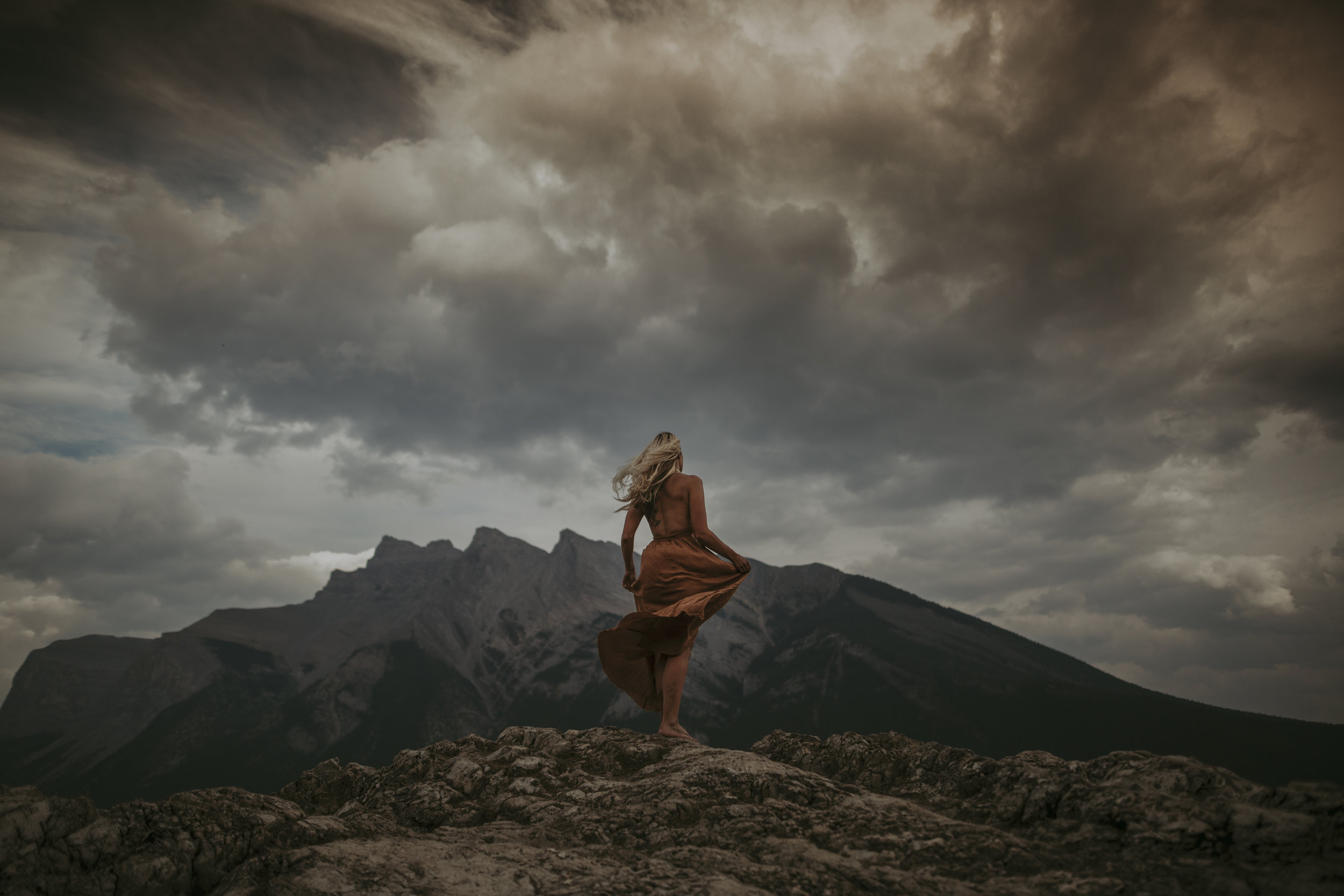 Banff Adventure Session Best Instagram Photographers