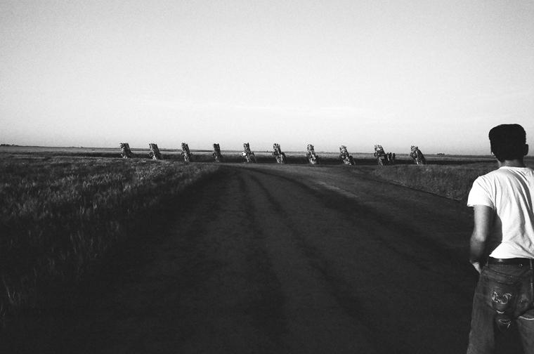 Jake - Cadillac Ranch, Texas