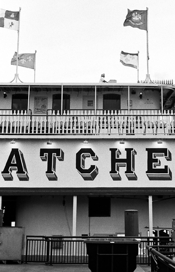 The Natchez Steamboat -  New Orleans, Louisiana