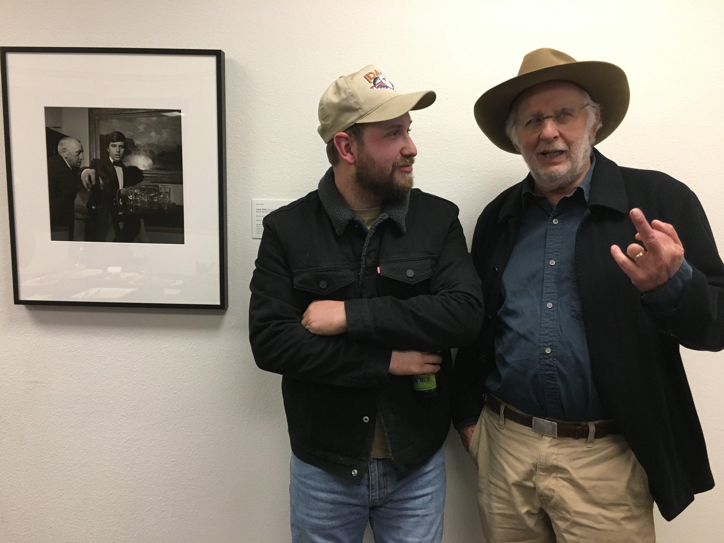 Cody Edison & Danny Lyon, Wanderer CCP Premiere, 2018
