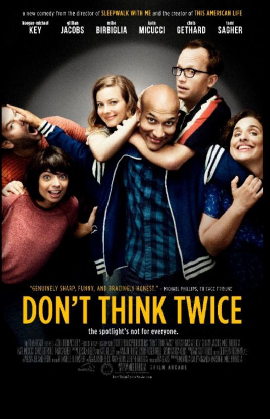 dont think twice poster.JPG