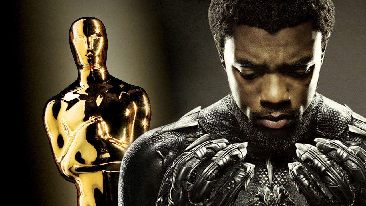 Marvel's Black Panther (2018) received 6 Oscar nominations for the 2019 Academy Awards